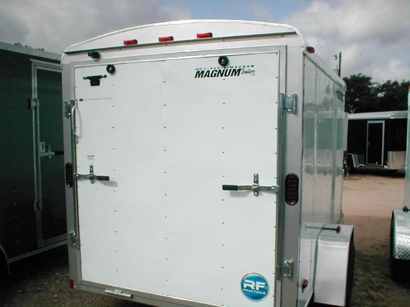 Wells Cargo RF5X81-R Enclosed Trailer