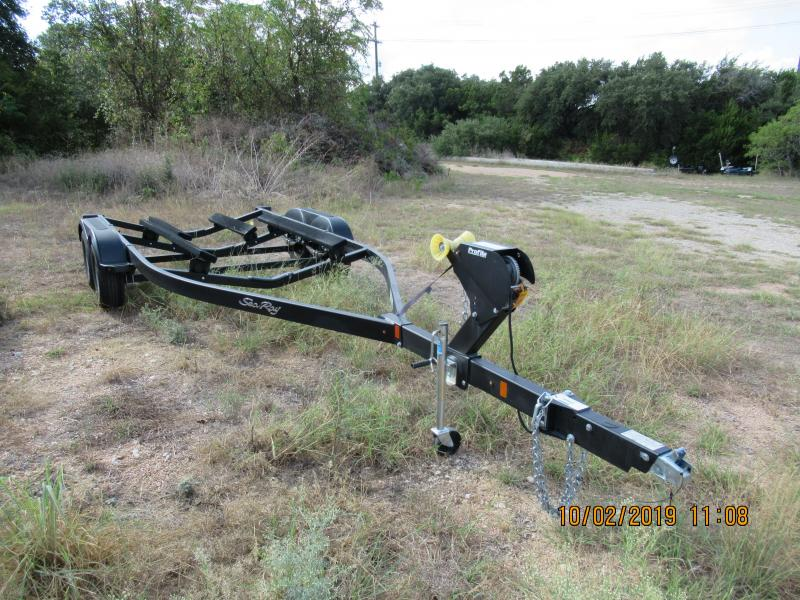 2017 Shorelandr SRV Boat Trailer