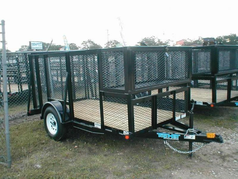 Top Hat Trailers 5X10MLS Utility Trailer