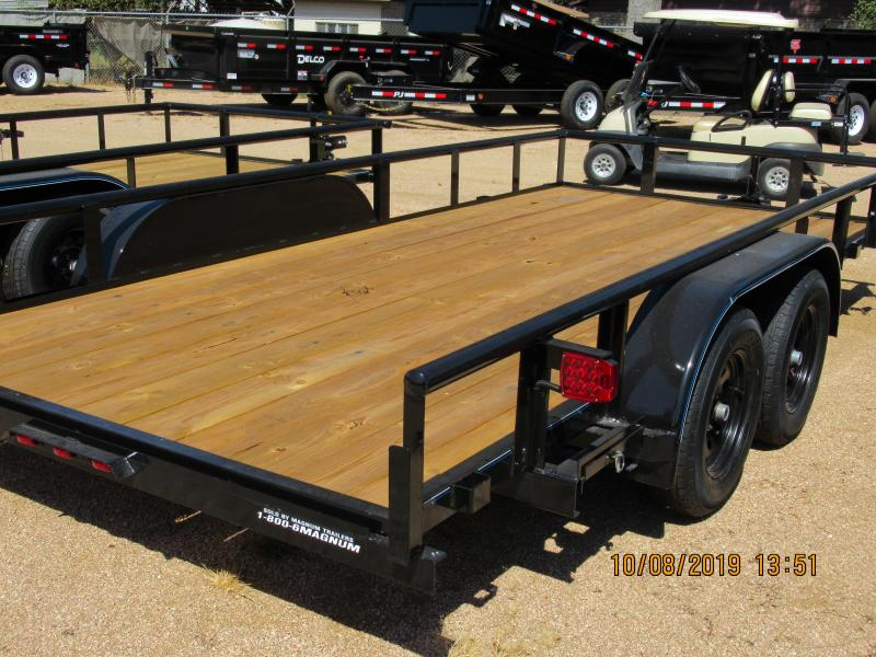 Top Hat Trailers 16MP Utility Trailer