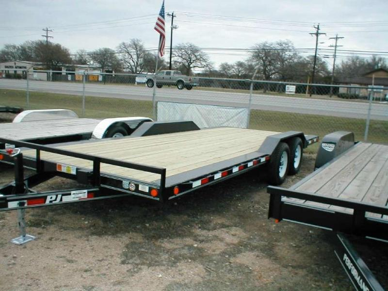 PJ Trailers B5202 Car Trailer
