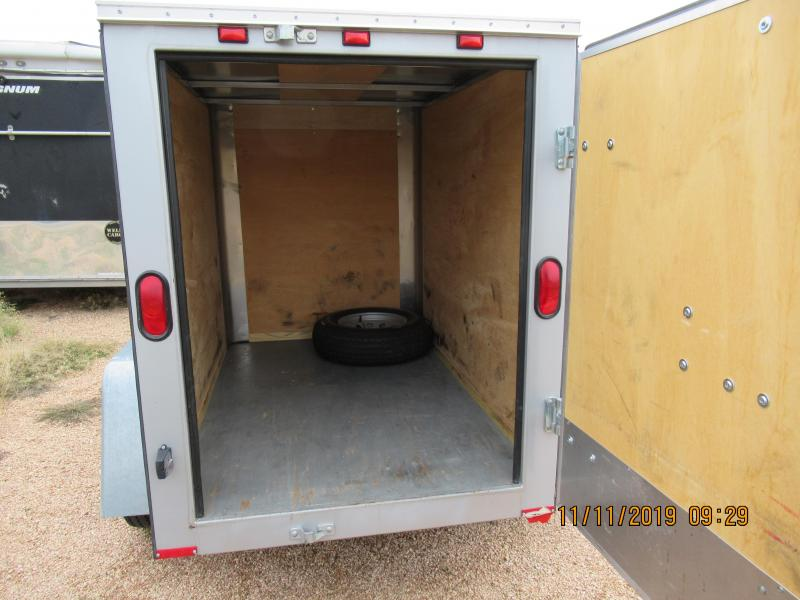 2009 Wells Cargo TC461 Enclosed Cargo Trailer