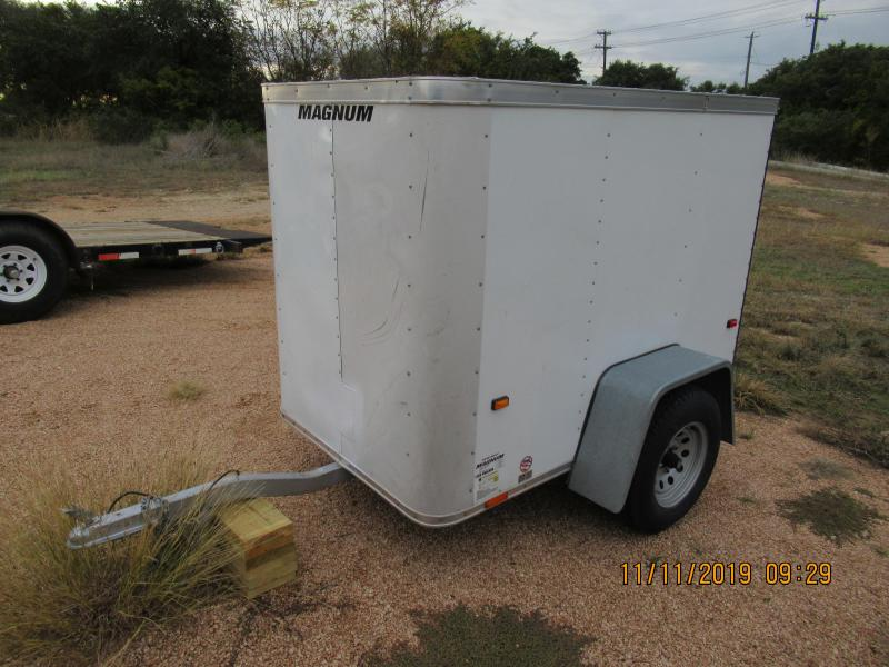 2009 Wells Cargo TC461 Enclosed Cargo Trailer