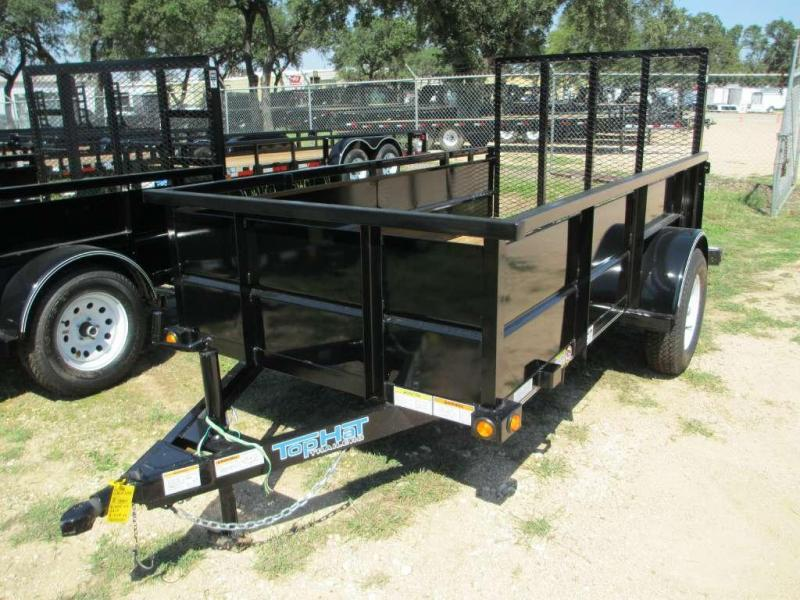 Top Hat Trailers 5x10MRA Utility Trailer