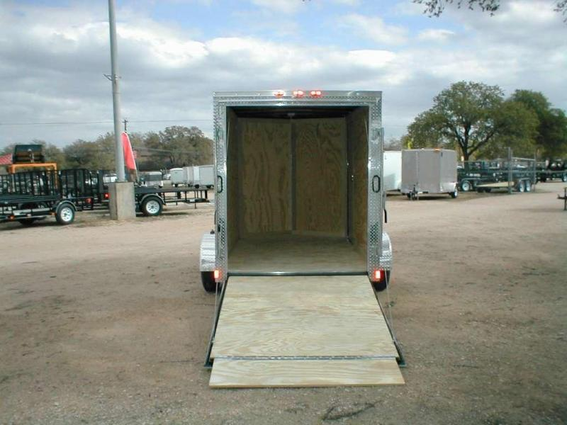 Continental Cargo VHW610SA-R Enclosed Trailer