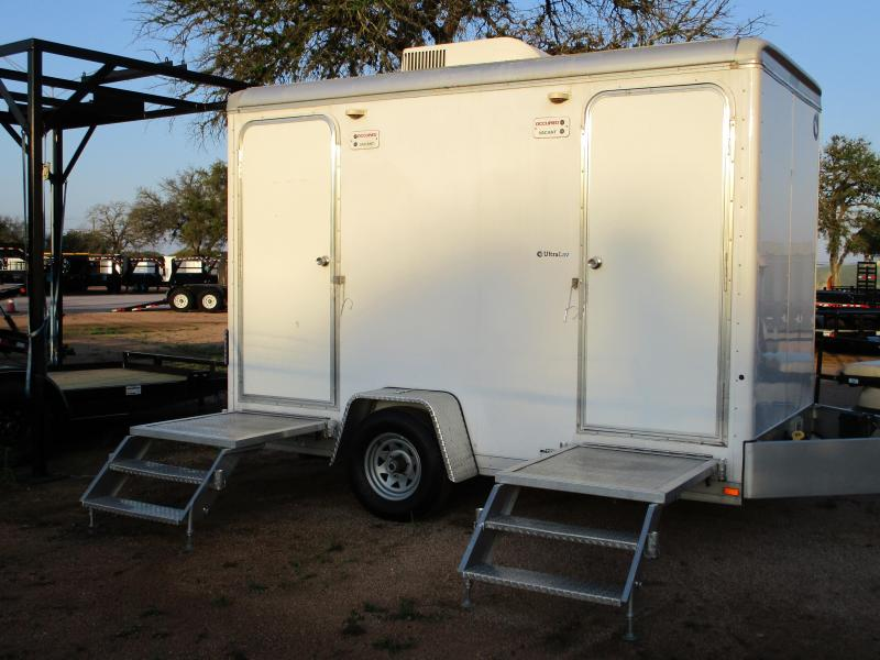 2016 Wells Cargo WC12 Restroom Trailer