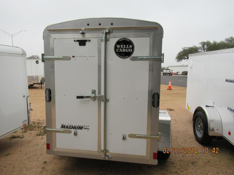 Wells Cargo RF5X81 Enclosed Trailer