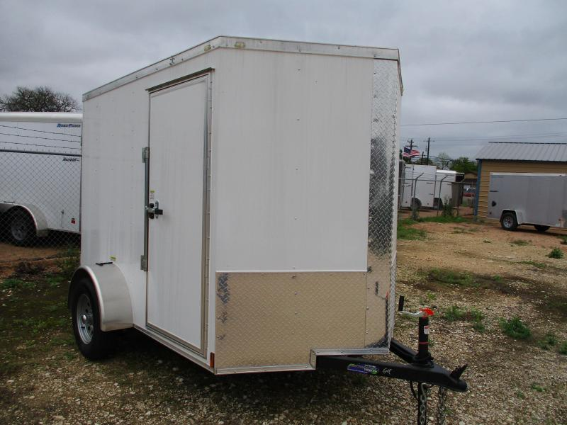 2019 Quality Trailers 6x8SA Enclosed Cargo Trailer