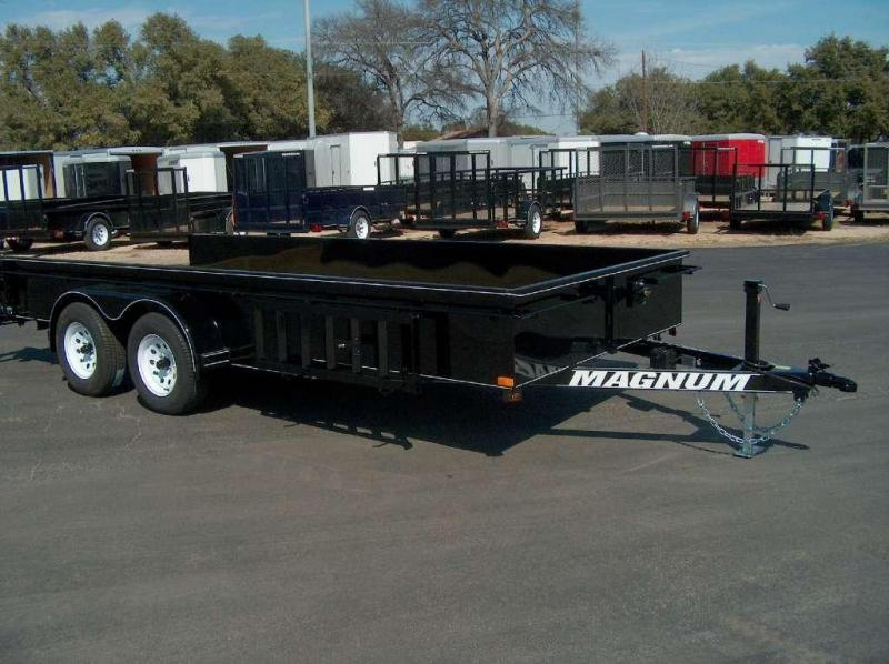 Magnum 16X84SS Utility Trailer