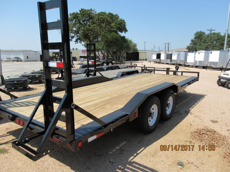 PJ Trailers B620 Equipment Trailer