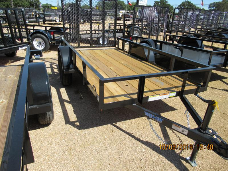 Top Hat Trailers 5X10X Utility Trailer