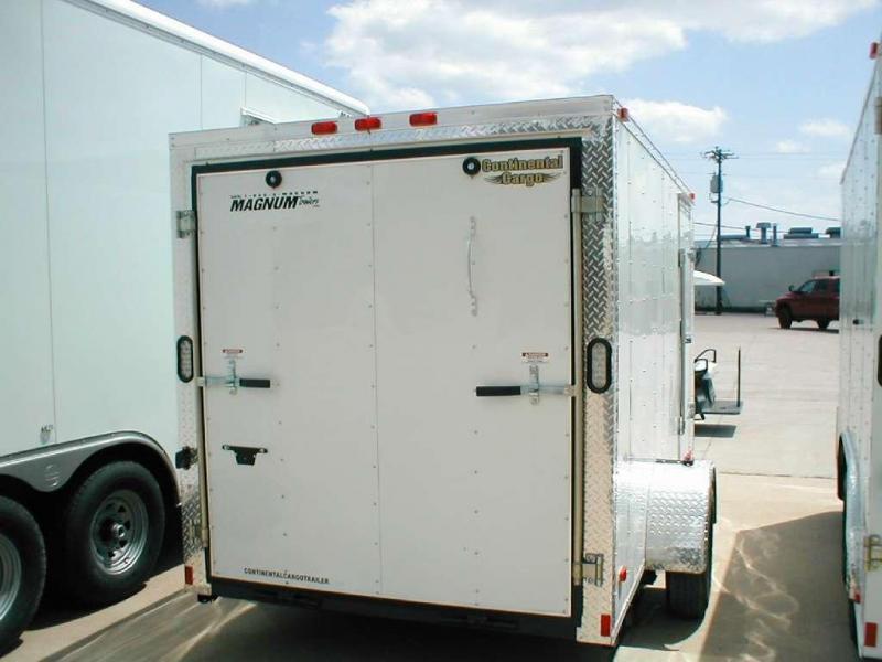 Continental Cargo VHW612SA-R Cargo / Enclosed Trailer