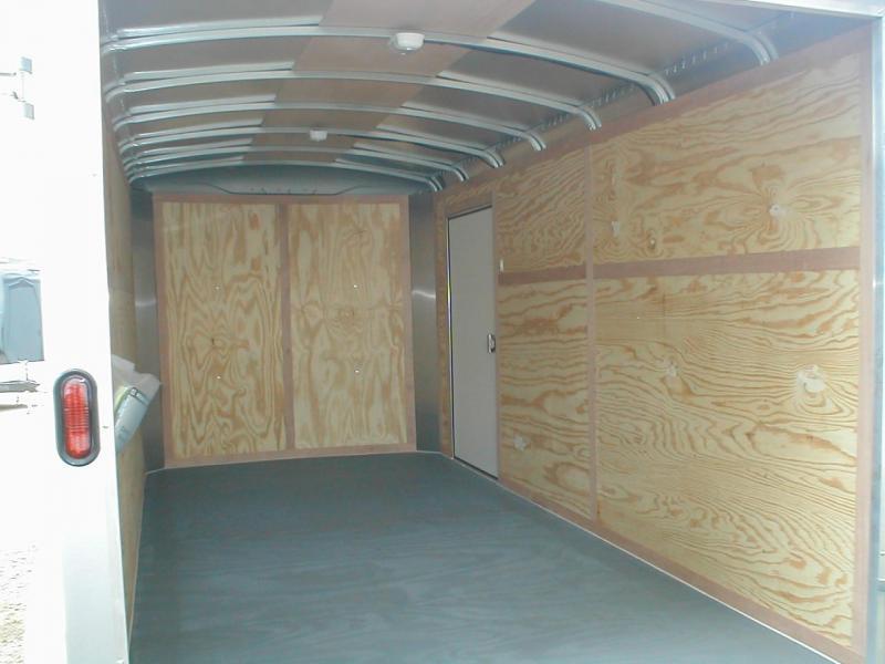 Wells Cargo RF7X142 Enclosed Trailer