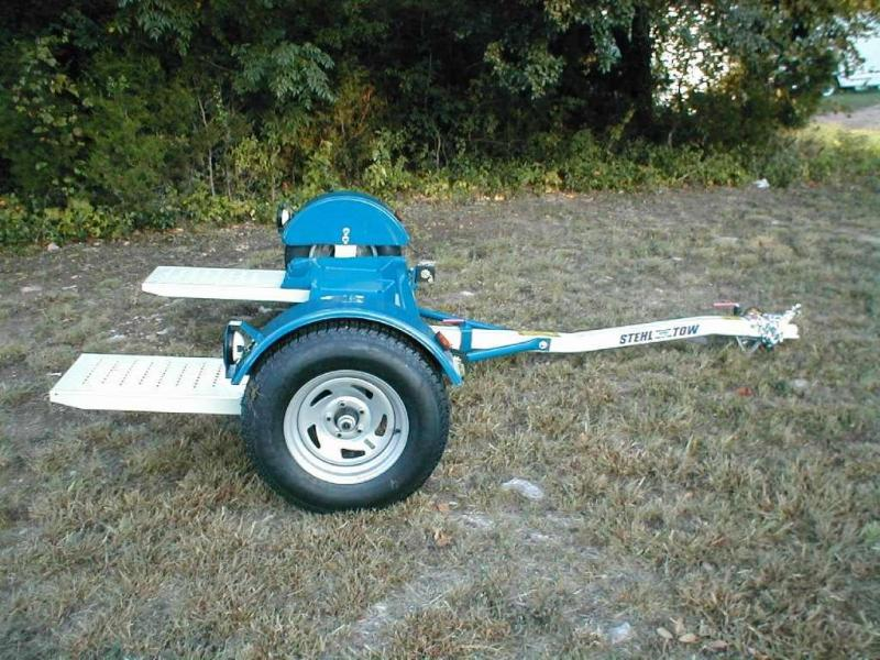 Stehl Tow Dolly ST80D Car Trailer