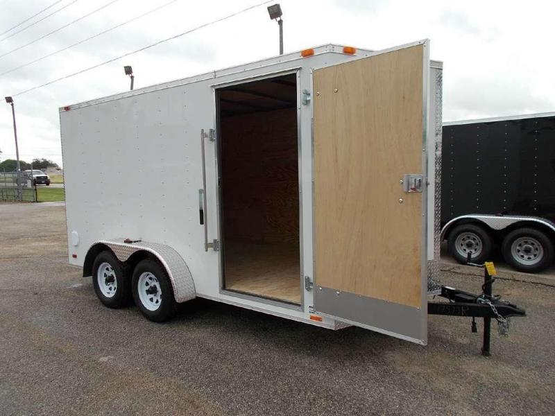 Continental Cargo VHW714TA2-R Enclosed Trailer