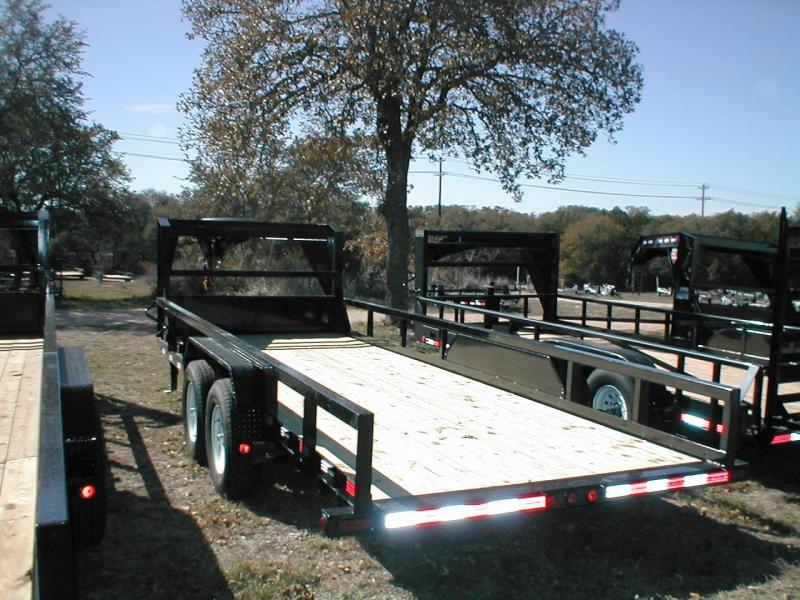 PJ Trailers P818-GN Utility Trailer