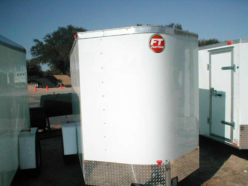 Wells Cargo FT5101-R Enclosed Trailer