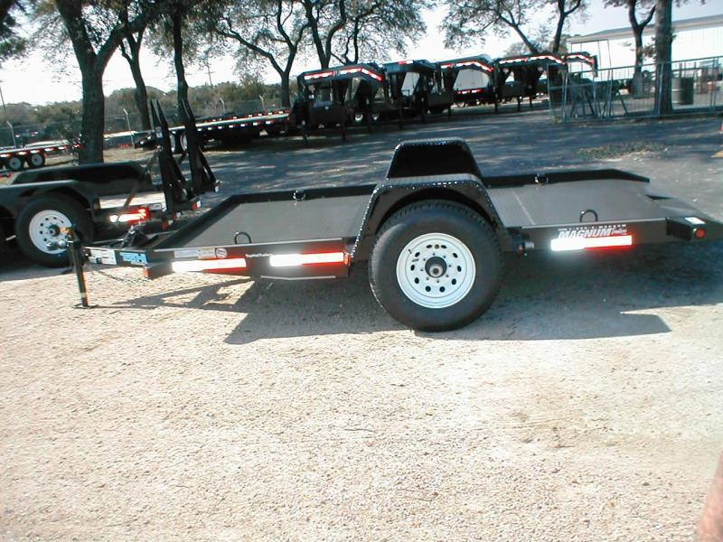 Top Hat Trailers 80X12SAET Utility Trailer