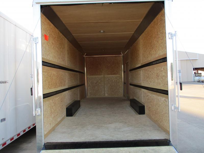 2019 Continental Cargo CCG8532TA4 Enclosed Cargo Trailer