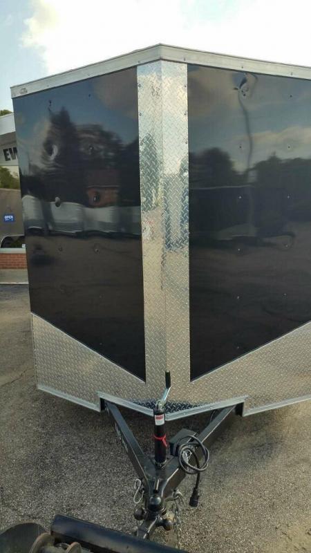 2020 Quality Cargo 7x14TA Enclosed Cargo Trailer