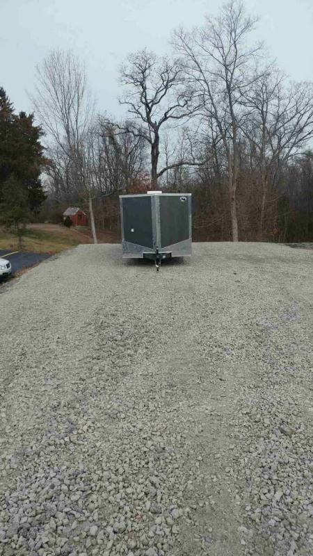 2020 Quality Cargo 8.5x28 TA3 Enclosed Cargo Trailer