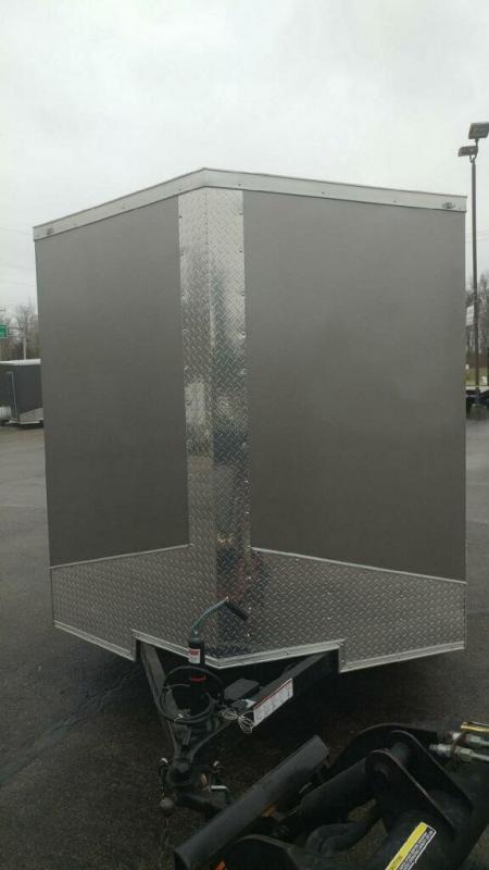 2020 Quality Cargo 7x12TA Enclosed Cargo Trailer