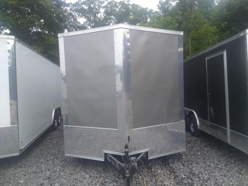2019 Quality Cargo 8.5x20TA3 Car / Racing Trailer