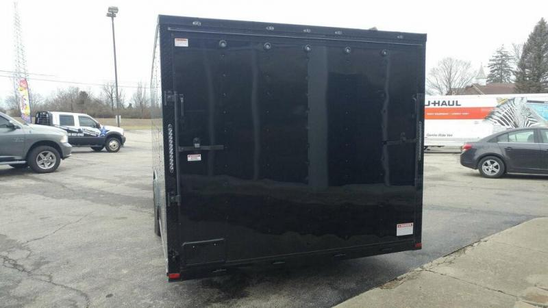 2020 Quality Cargo 8.5x24 TA Car / Racing Trailer