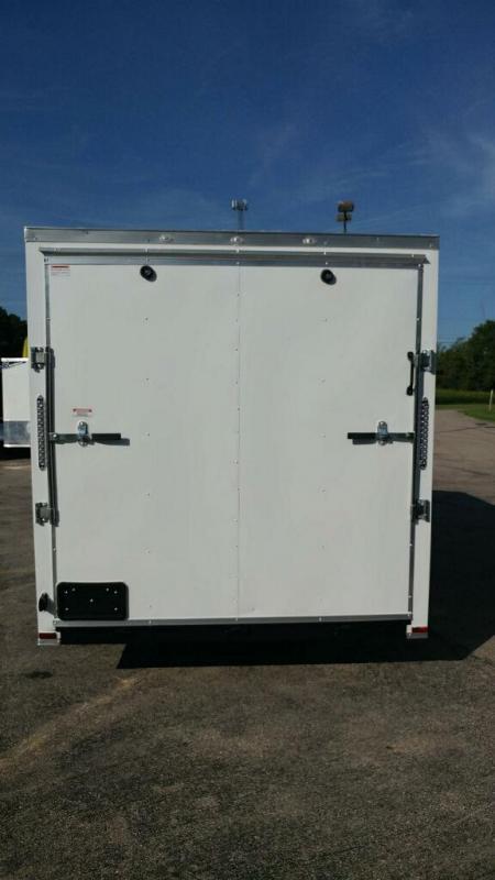 2020 Quality Cargo 7x14 Enclosed Cargo Trailer