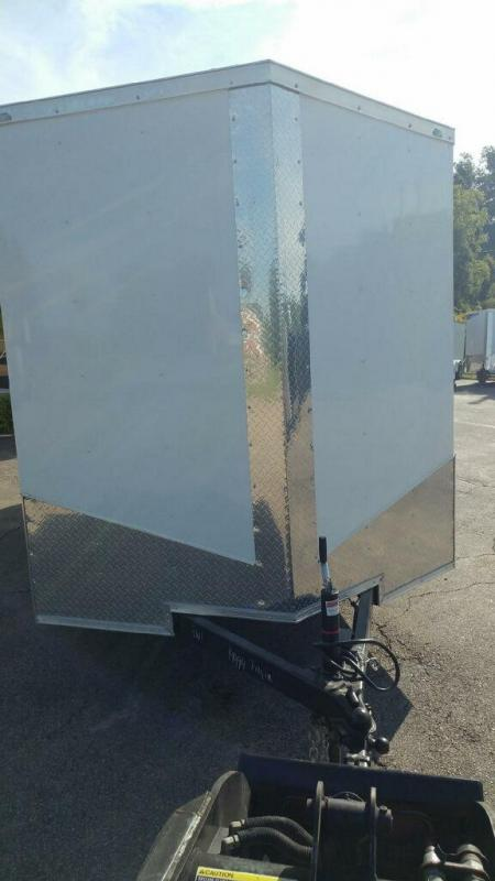 2020 Quality Cargo 7x14 Enclosed Cargo Trailer