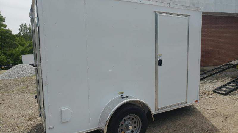 2019 Quality Cargo 6x10 Enclosed Cargo Trailer