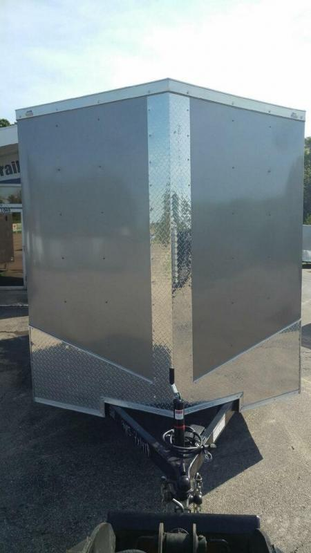 2020 Quality Cargo 7x14TA Enclosed Cargo Trailer