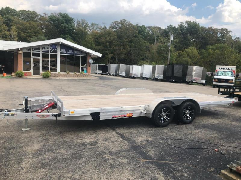 2019 H and H Trailer 82x20 speed loader MX Car / Racing Trailer
