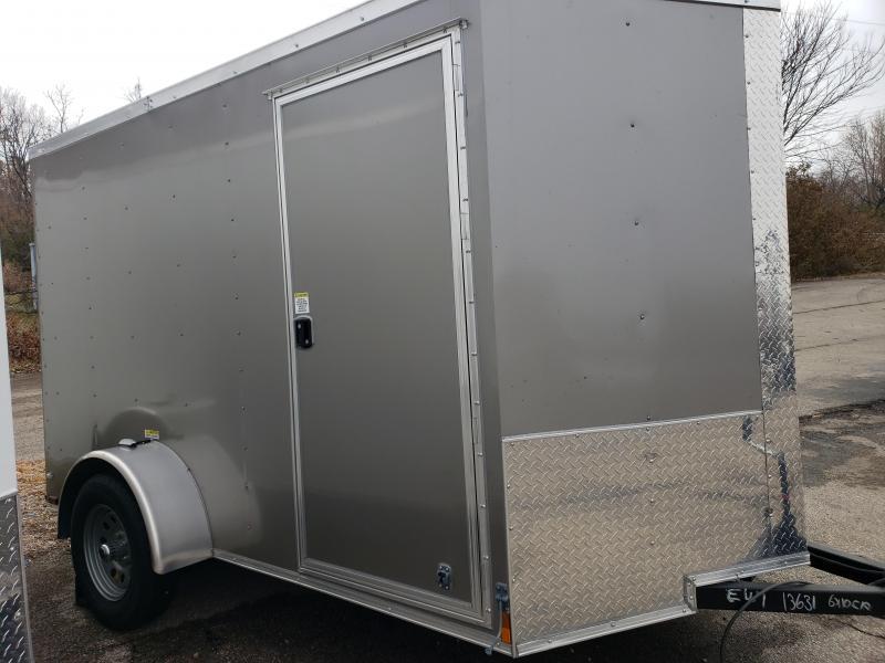 2019 Quality Cargo 6x10 SA Enclosed Cargo Trailer