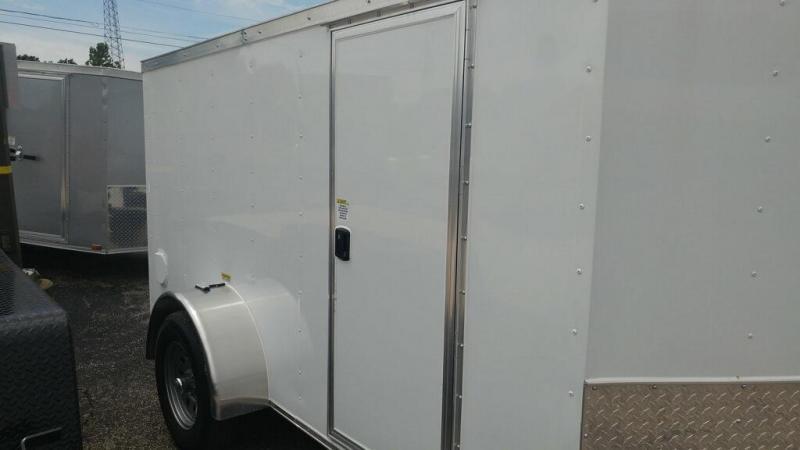 2019 Quality Cargo 5x10SA Enclosed Cargo Trailer