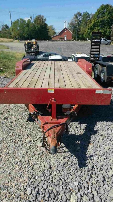2003 Diamond C Trailers 18' Equipment Trailer Equipment Trailer