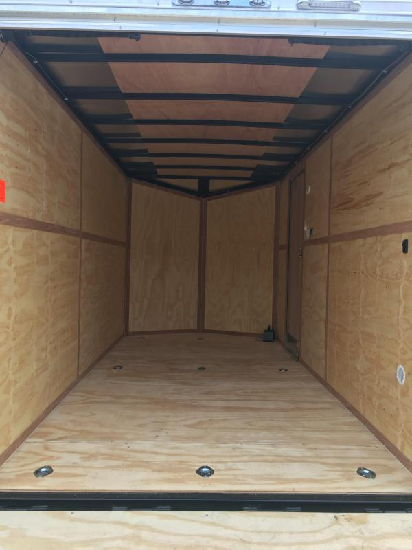 2020 Cargo Mate 7x14 Enclosed Cargo Trailer