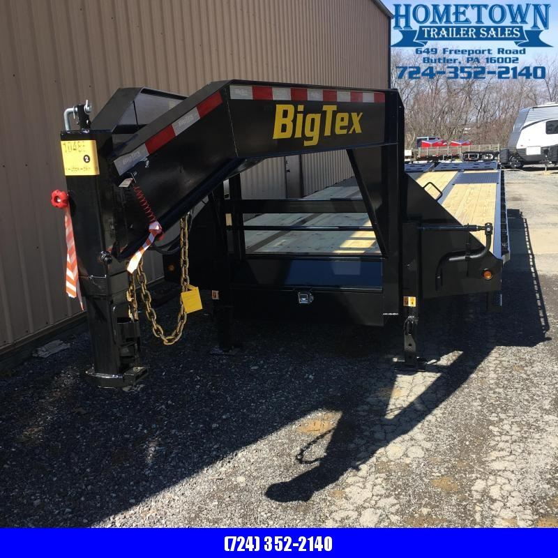 2019 Big Tex Goose Neck Equipment Trailer 25+5