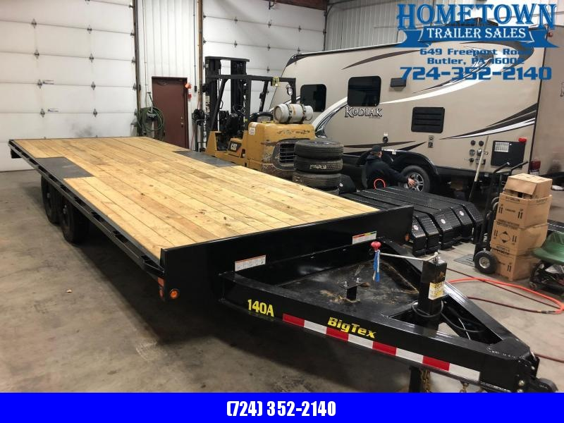 "2019 Big Tex 14OA-22 (8'5"" x  22') Tandem Axle Equipment Trailer"