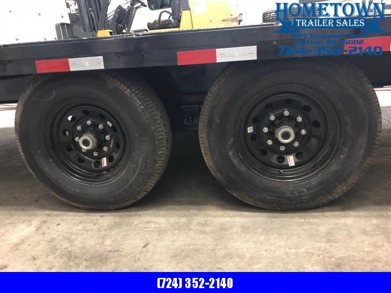 """2019 Big Tex 14OA-22 (8'5"""" x  22') Tandem Axle Equipment Trailer"""