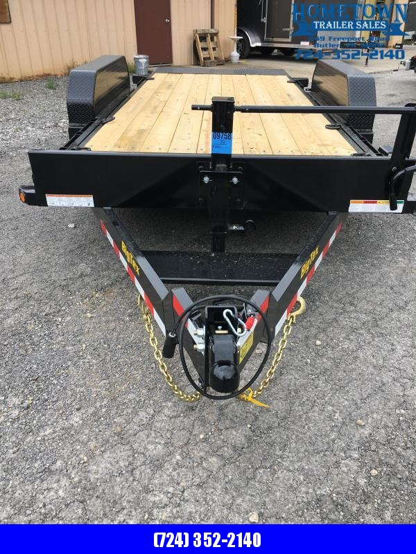 "2019 Big Tex Trailers 83"" x 16' Equipment Trailer"