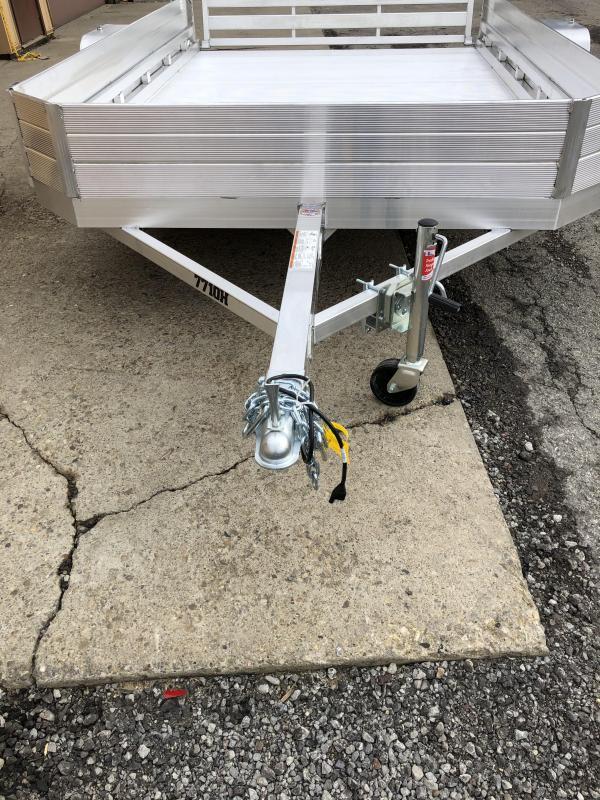 2020 Aluma 7710H Utility Trailer