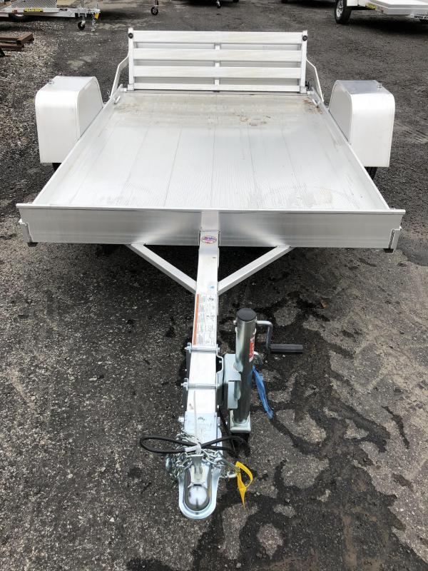 2020 Aluma 638BT Utility Trailer