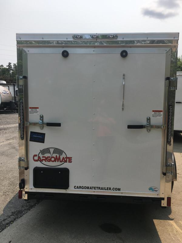 2020 Cargo Mate 5x10 Enclosed Cargo Trailer