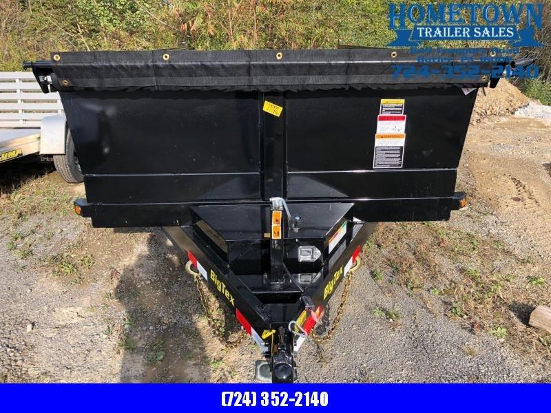 """2019 Big Tex 14LX-14 (6'9"""" x 14') Tandem Axle Dump Trailer"""