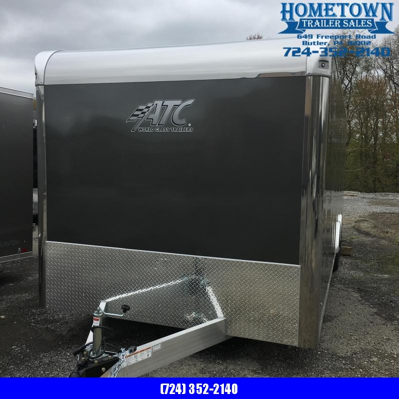 2020 ATC 8.5 x 24  Enclosed Cargo Trailer