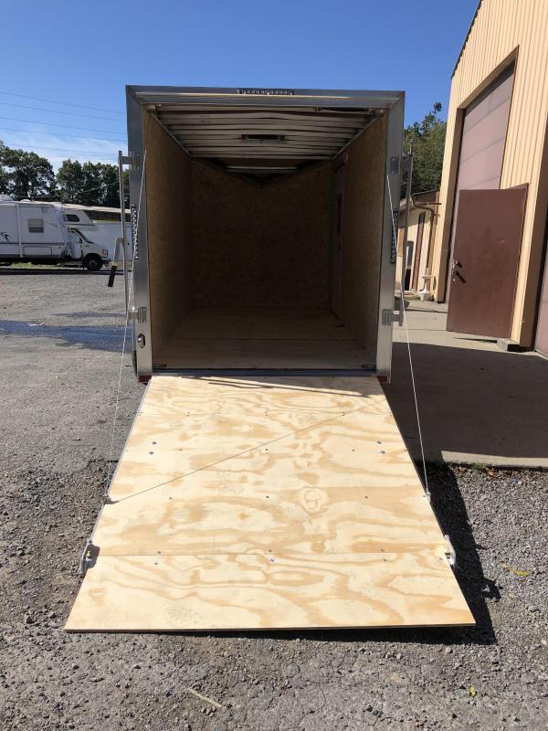 2020 Lightning Trailers 6x12 Enclosed Cargo Trailer