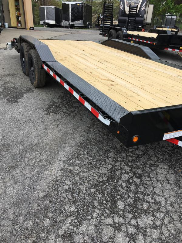 "2019 Big Tex Trailers 102"" x 20' Car / Racing Trailer"
