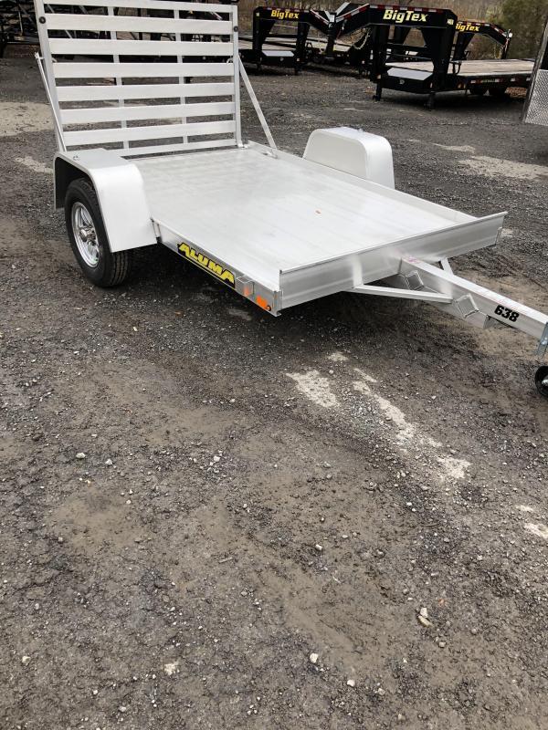 2020 Aluma 638 Utility Trailer