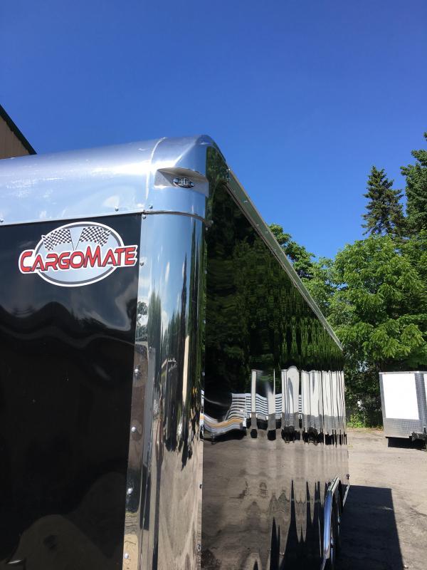 2020 Cargo Mate 8.5x24 Car / Racing Trailer